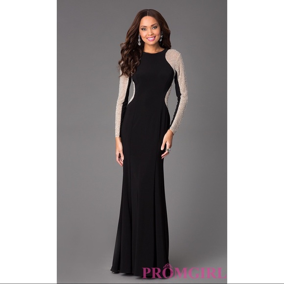 Xscape Dresses Black